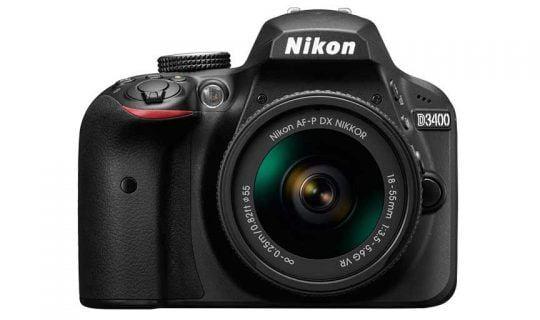 Analisis Nikon D3400