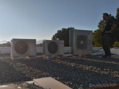 Aire acondicionado en Albacete ••• Albacete.TOP