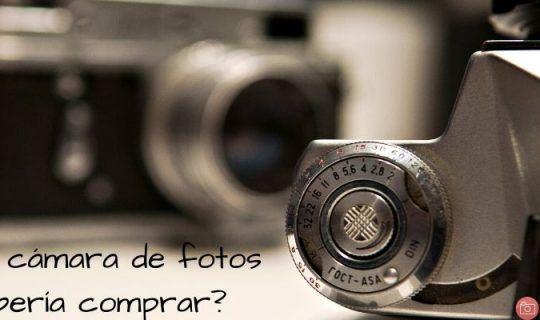 ¿Qué cámara de fotos debería comprar? Usa nuestra guía paso a paso